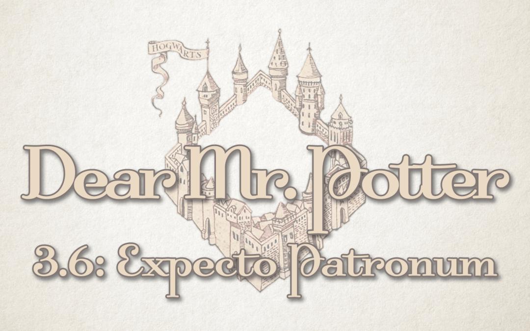 Dear Mr. Potter: Prisoner Of Azkaban 6