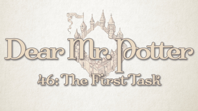 Dear Mr. Potter 46: The First Task