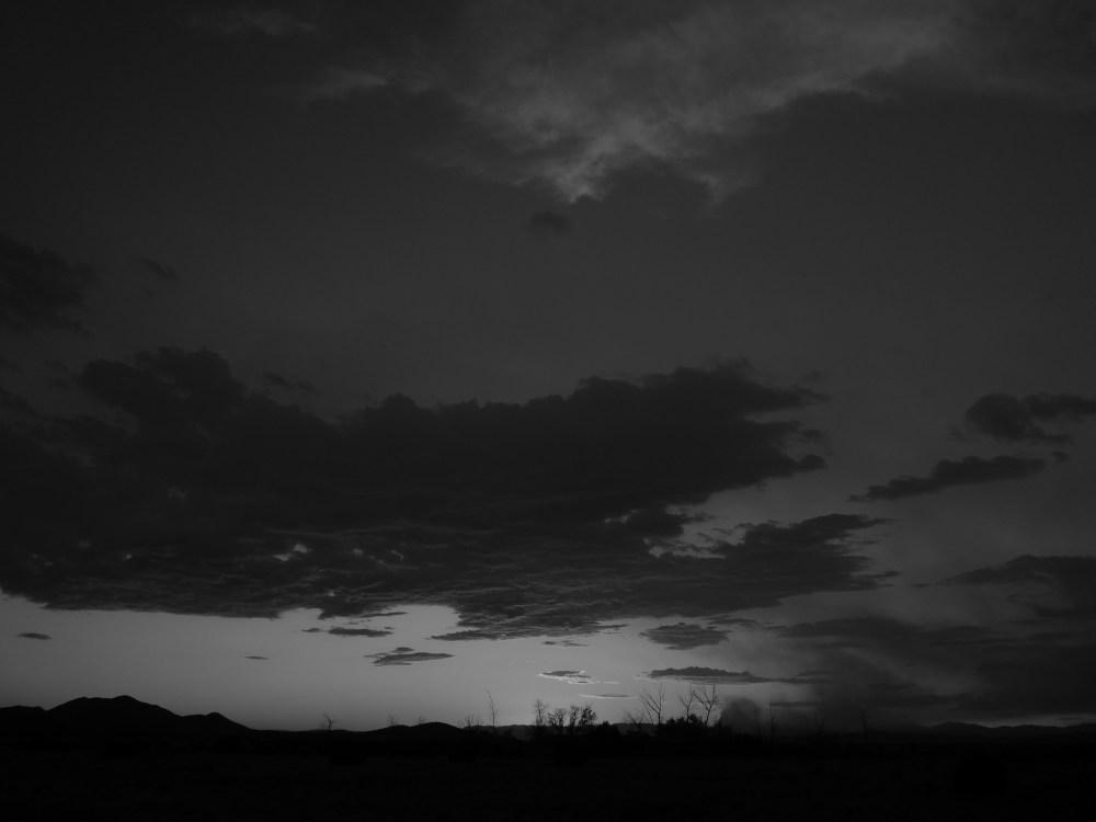 sunset 6.8.2013 (3/4)