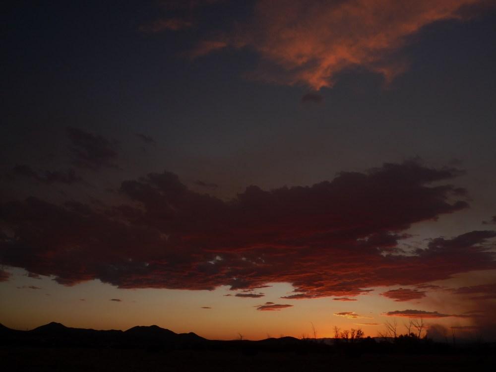 sunset 6.8.2013 (4/4)