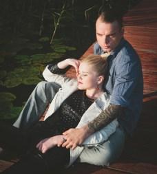 Photographer: Renee Altrov Style: Jane Kukk MUAH: Annika Oper Models: Kristina, Sten