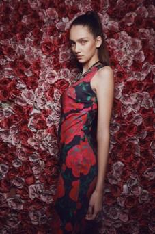 Photography: Kertin Vasser Style: Jane Kukk Make-up: Nele Raudik Model managment and co photographer : Aleksandr Vinogradov Model: Dasha