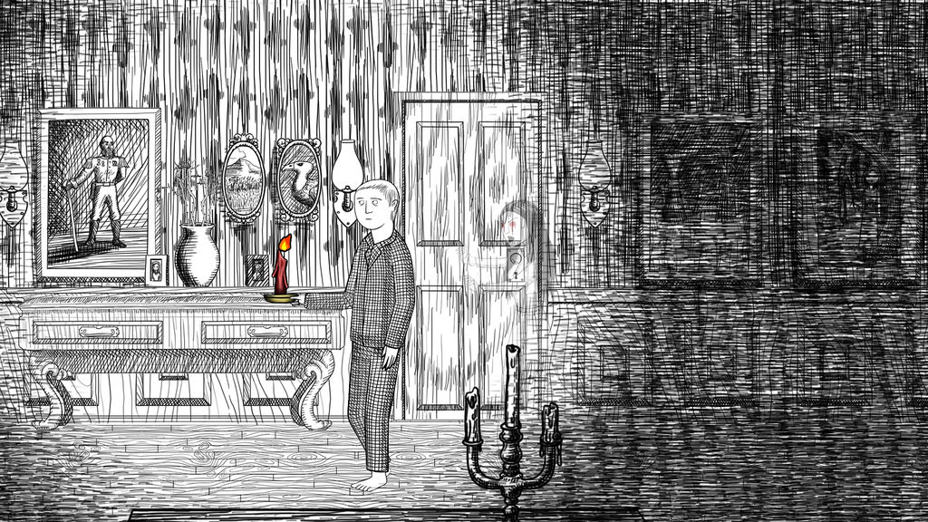 Neverending Nightmares Coming to PS4, PS Vita