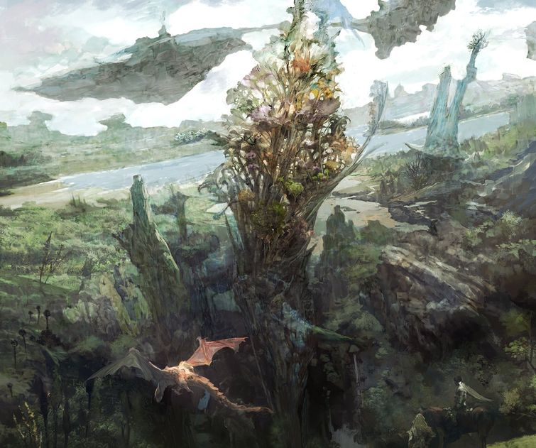 News: Square Enix announces new RPG Project Prelude Rune