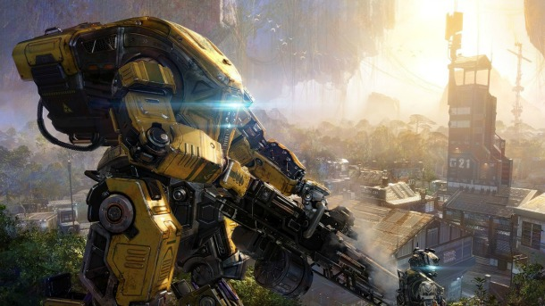 Titanfall 2 Free DLC Update Remasters Colony Map
