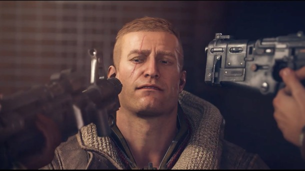 Wolfenstein II: The New Colossus Will Have An Art Book