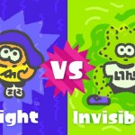 The Next Splatoon 2 Splatfest Pits Flight Versus Invisibility