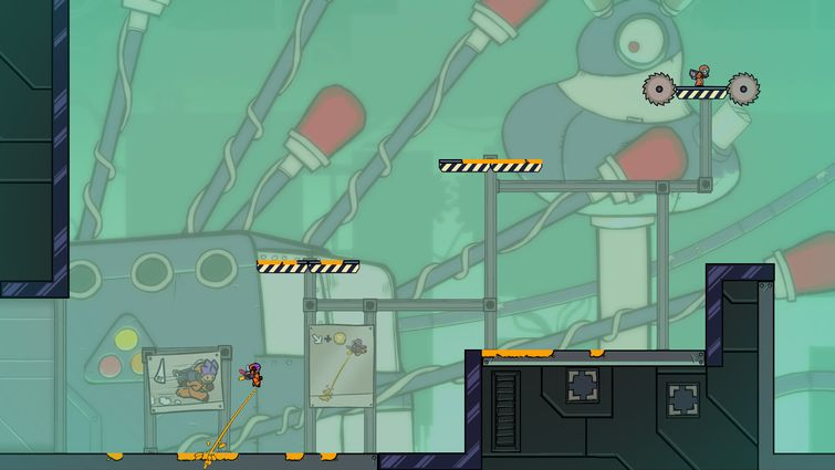 News: Former Rayman developer reveals console version of 2D platform game Splasher