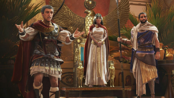Six Moments In Egyptian History That Are Perfect For Assassin's Creed Origins
