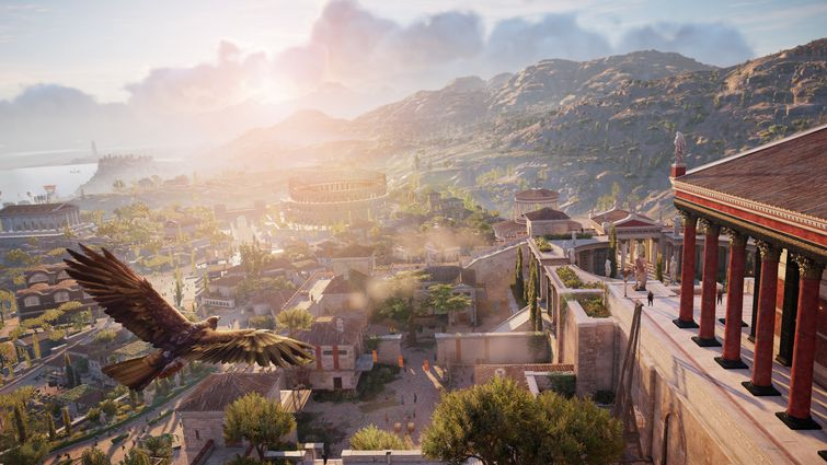 News: Assassin's Creed Origins gets a live action trailer, for some reason