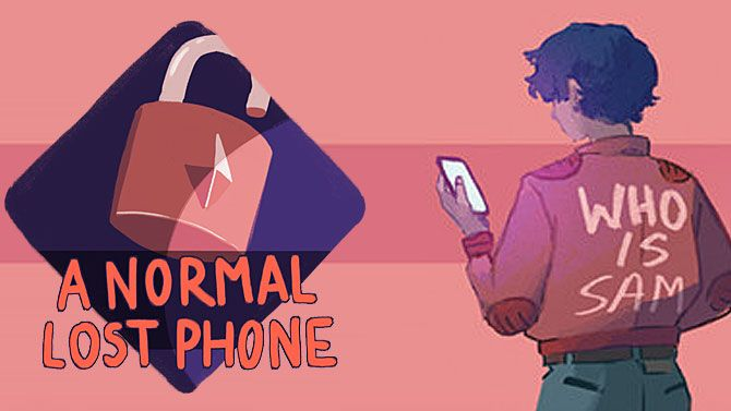 News: A Normal Lost Phone will find itself on Switch next month