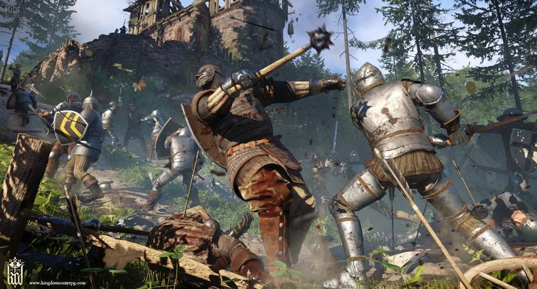 News: Kingdom Come: Deliverance reportedly has a massive day one patch