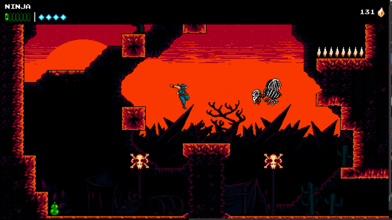 Indie Ninja Platformer The Messenger Coming To PS4 Next Week ...