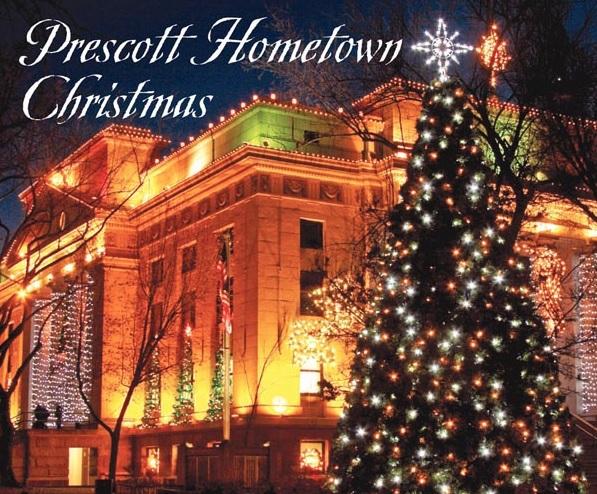 Prescott Az Christmas 2019 It's Christmas time in the cityof Prescott!   Point of Rocks