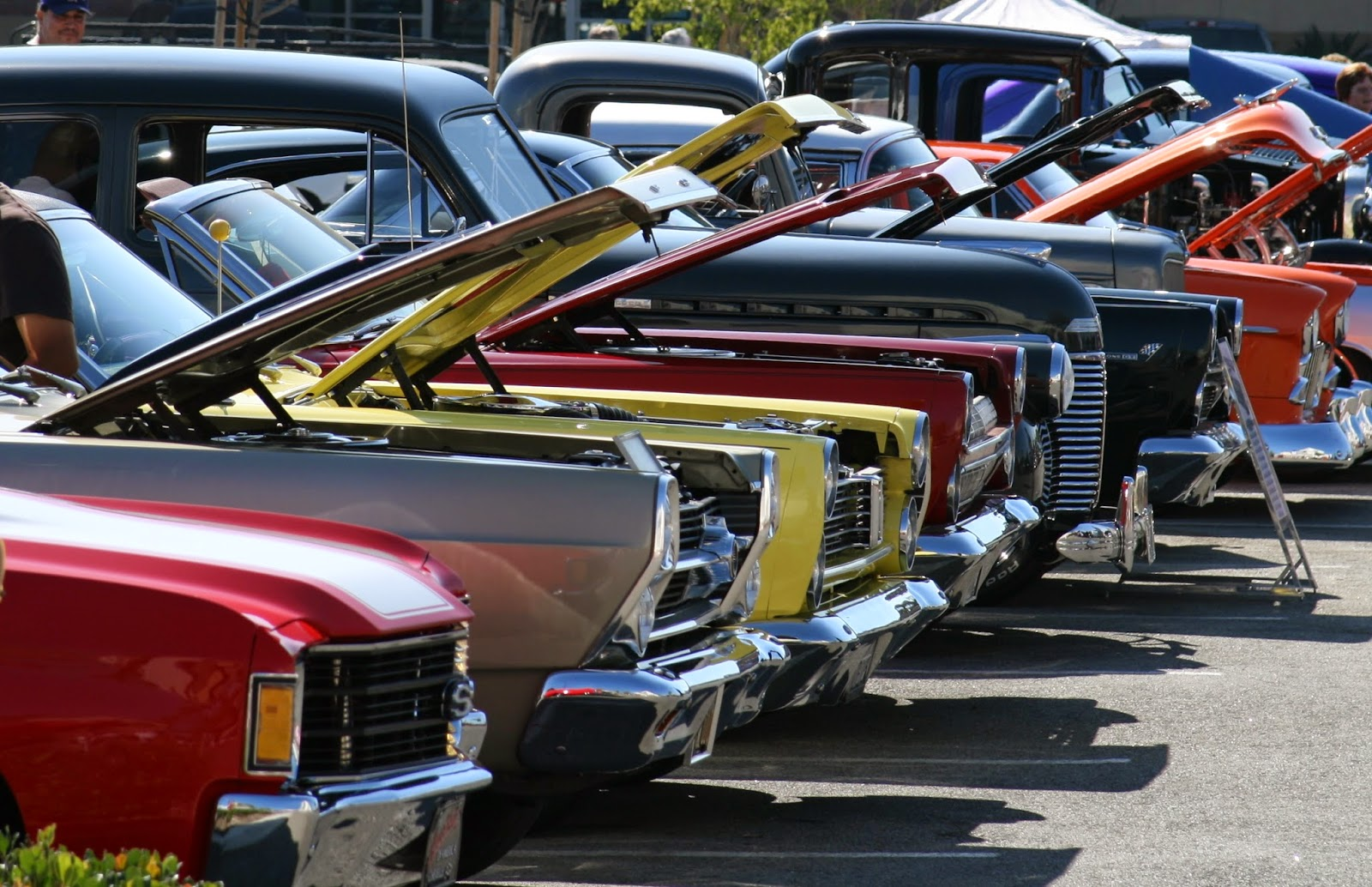 Th Annual Classic Car Show Point Of Rocks Campground - Local classic car shows