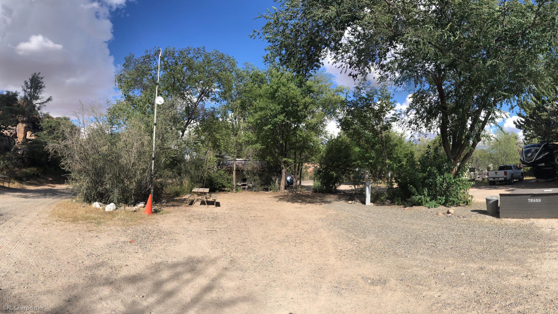 Large Motorhome Campsites Prescott Arizona