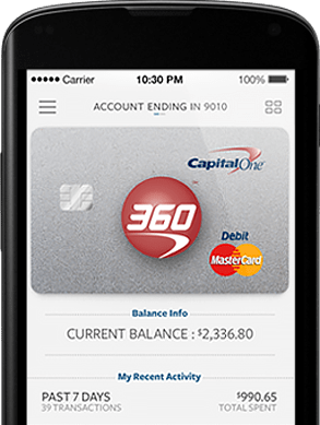 Capital One Launches Mobile Wallet