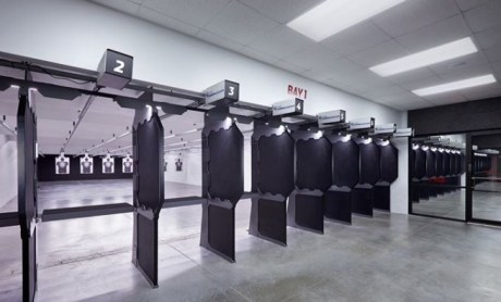thunderbird tactical range