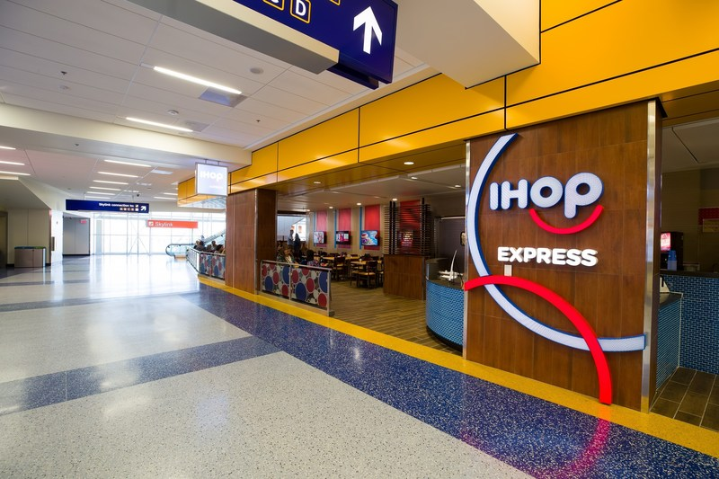 IHOP On The go Express