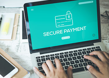 PointofSale Secure Payment on Laptop Ways to Prevent Data Breaches