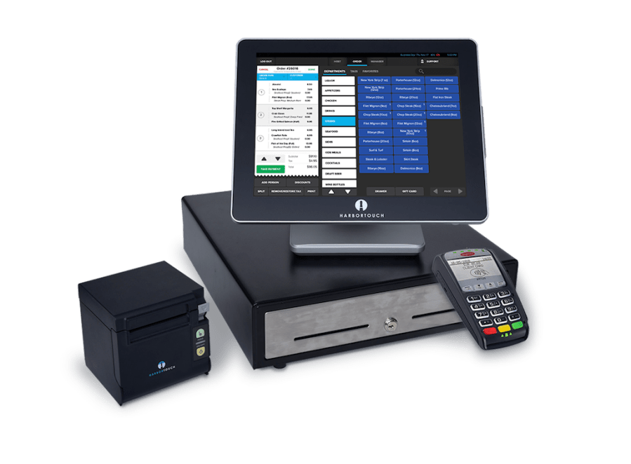 PointofSale Harbortouch POS retail pos system_pointofsale Used pos system