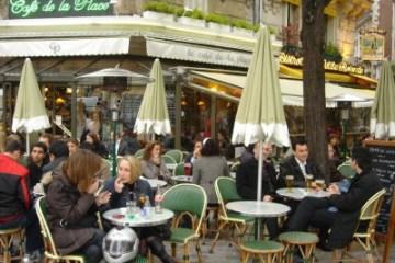 Cafe de la Place, Montparnasse