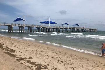 BROWARD COUNTY BEACHES RE-OPEN