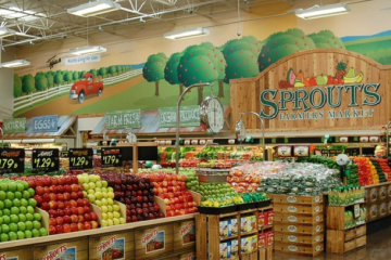 Sprouts Farmers Market in Deerfield Beach is set to open Aug. 28, 2019.