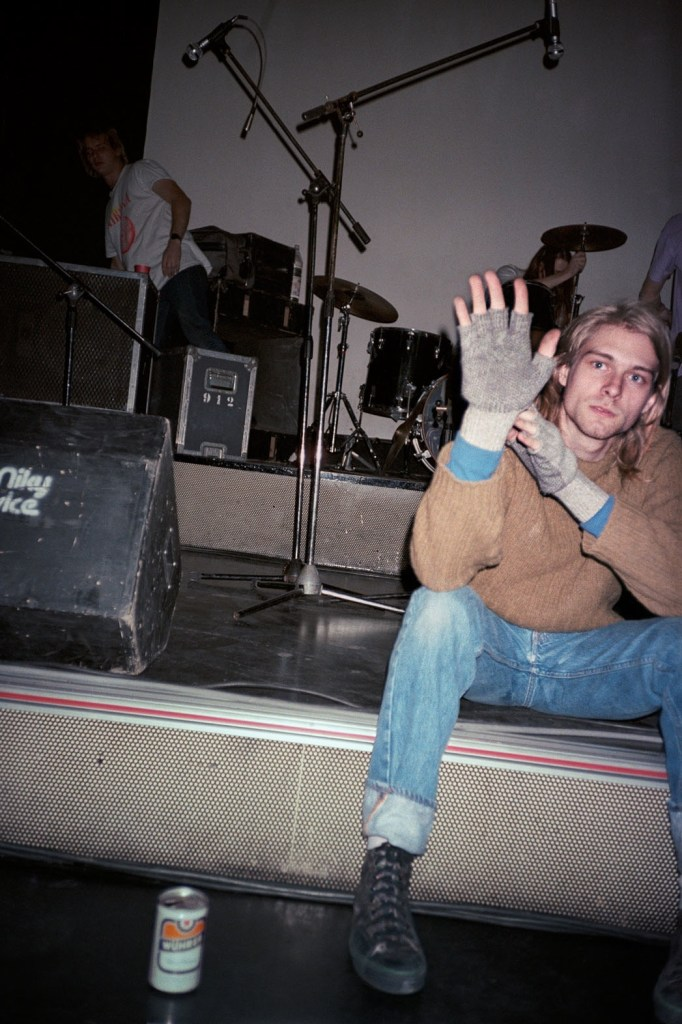 Kurt Cobain exhibit coming to Pompano Beach-courtesy photo