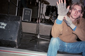 Kurt Cobain exhibit coming to Pompano Beach-courtesy photo