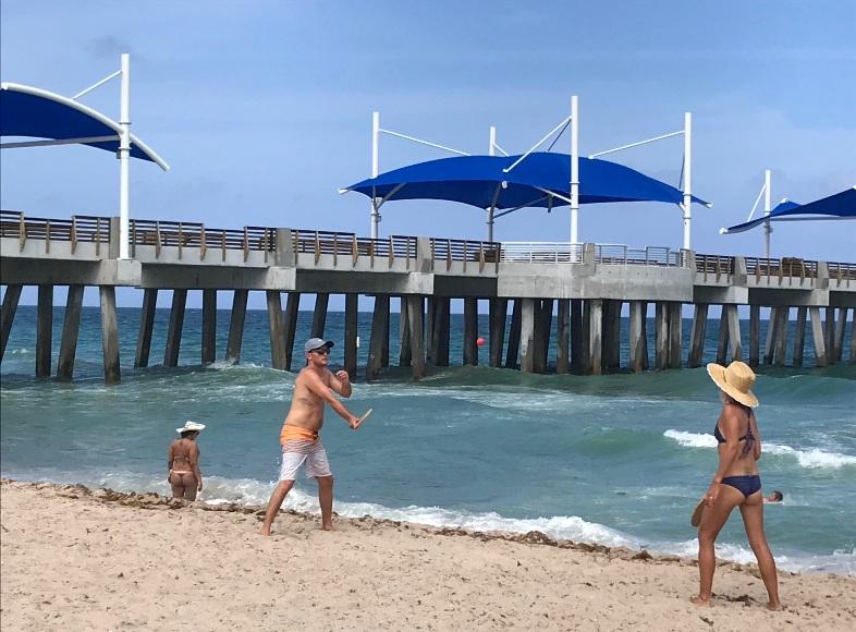 Pompano Beach Fishing Pier Fee- Fisher Family Pier