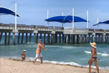 Pompano Beach Pier Fee- Fisher Family Pier