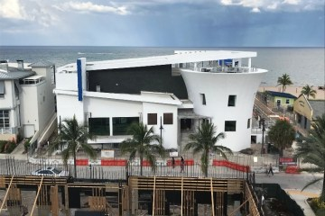 Pompano Beach Construction Update: Oceanic Restaurant