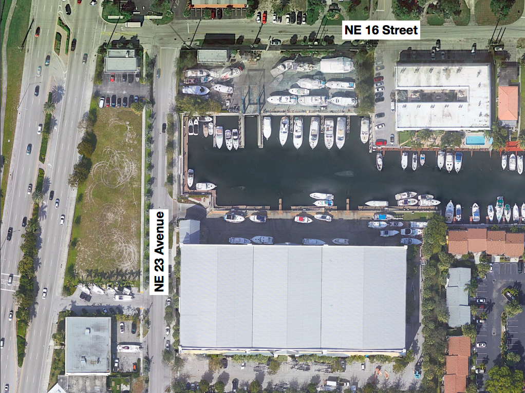 POMPANO BEACH HARBORSIDE-AT-HIDDEN-HARBOUR-REVISED-MASTER-PLAN - Courtesy Photo