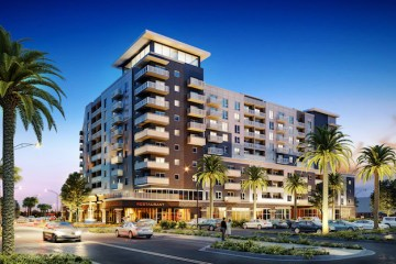 Pompano Beach development news real estate redevelopment Old Town Square Innovation District Cavache Properties