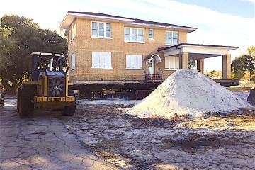 McNab House Move