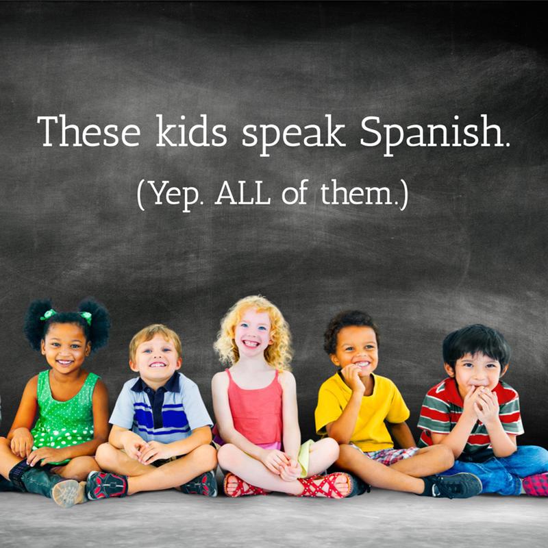 These Kids Speak Spanish