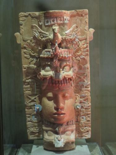 Mask, Palenque Museum