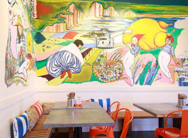 Side Street Kitchen Point Reyes