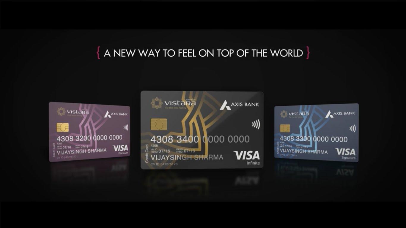 Axis Bank Vistara Infinite Credit Card Review Free Business Class