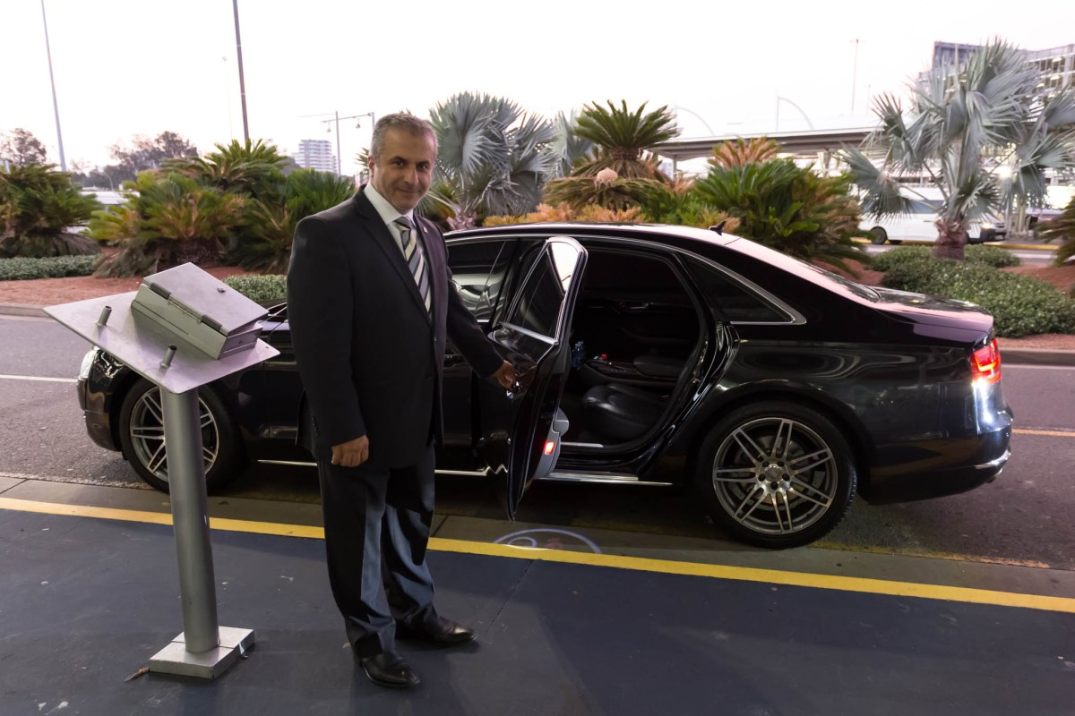 Disappointing - Etihad To Remove Free Chauffeur For Business & First Class From July