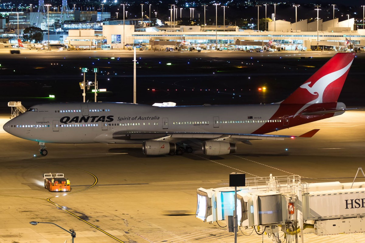 A Little Known Trick With Qantas' Los Angeles - New York Flight