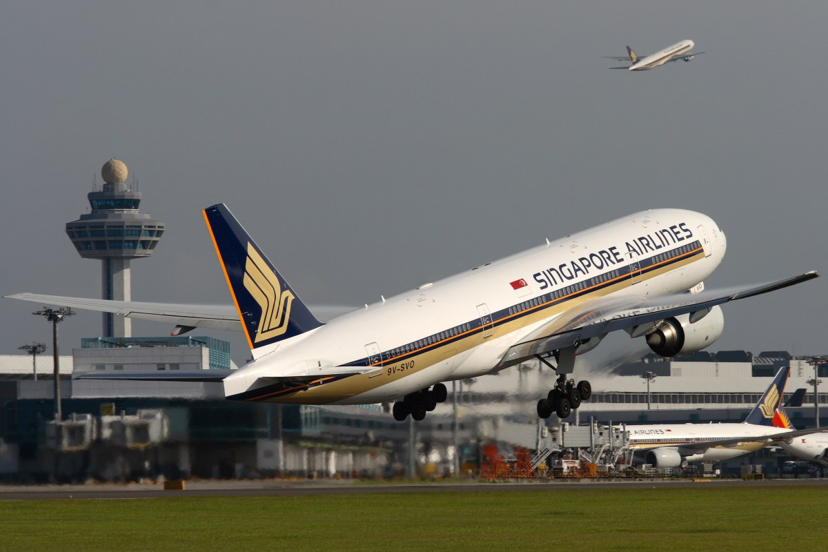 Could Singapore Airlines's 'Capital Express' Route Soon Be Scrapped?