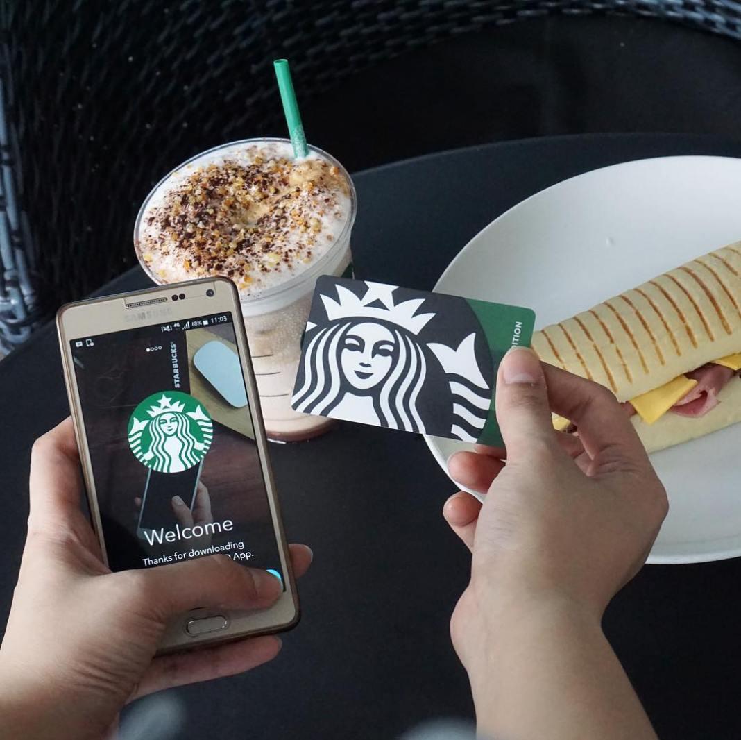 Starbucks Card Satu Kartu Banyak Keuntungan
