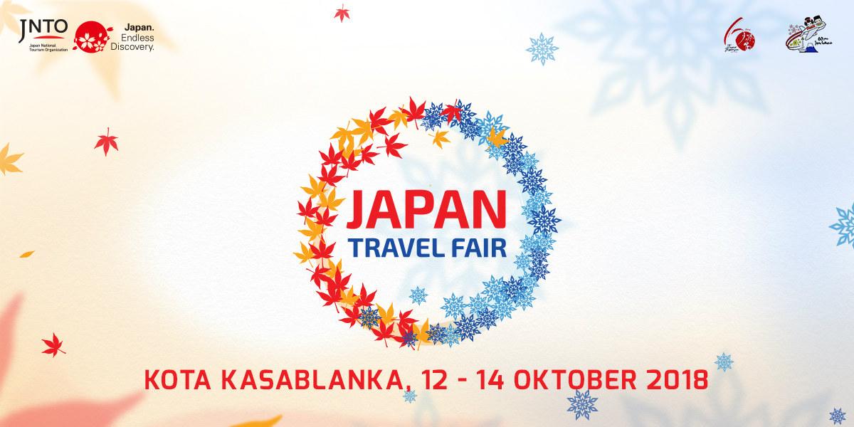 Japan Travel Fair Hadir Pada 12-14 Oktober 2018