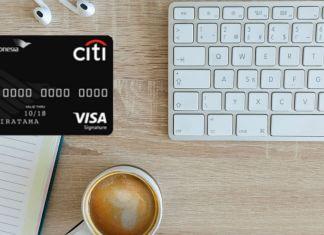 Garuda Indonesia Kartu kredit CIti