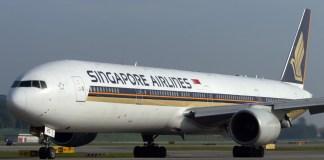 singapore airlines hong kong