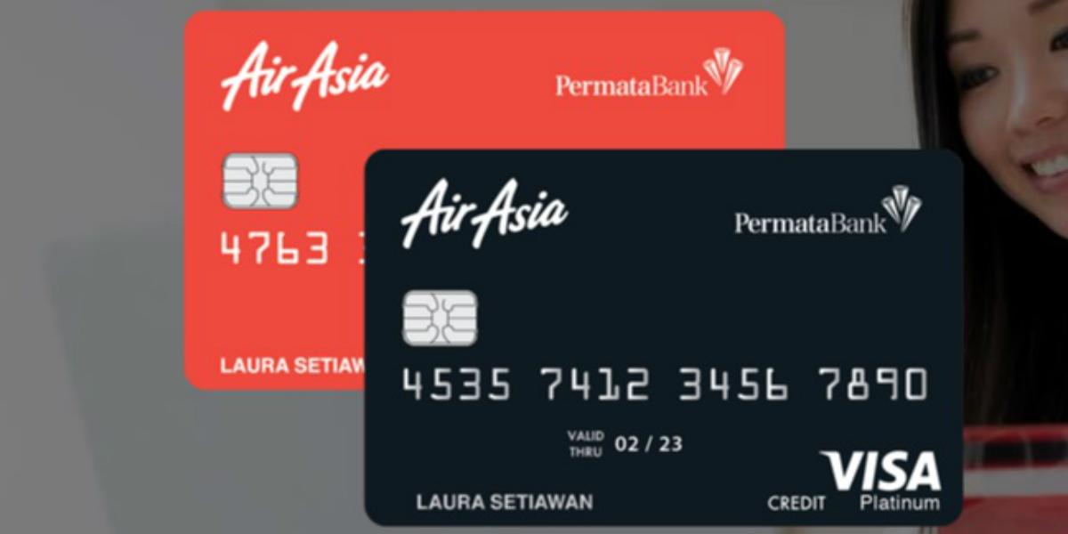 Manfaat Punya Airasia Platinum Credit Card Dan Debit Card