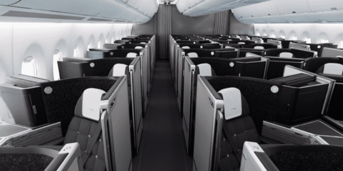 [Video] Business Class British Airways Terbaru