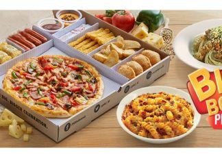 pizza hut delivery phd